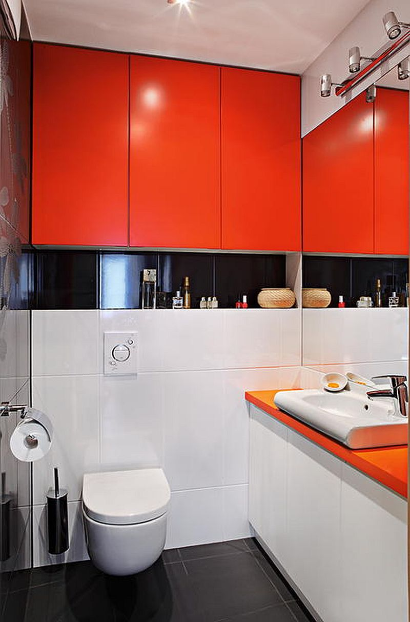 adelaparvu.com despre apartament 3 camere de 60 mp, designer Alexandra Strawaba, Foto Monika Filipiuk (8)