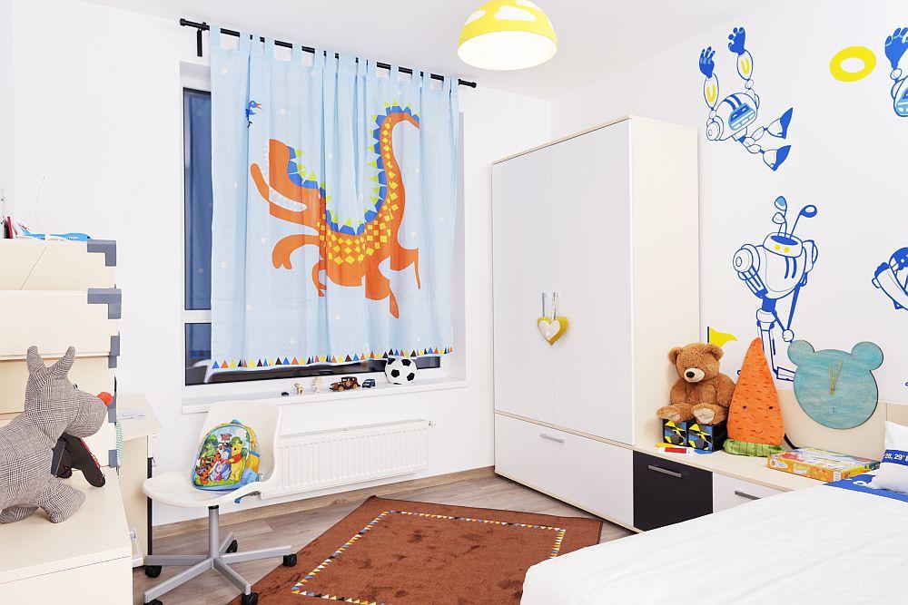 adelaparvu.com despre apartament cu usi interioare wenge, apartament 3 camere The Park (10)