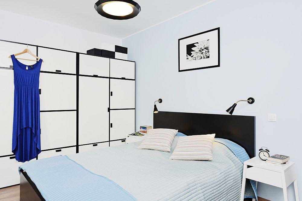 adelaparvu.com despre apartament cu usi interioare wenge, apartament 3 camere The Park (3)