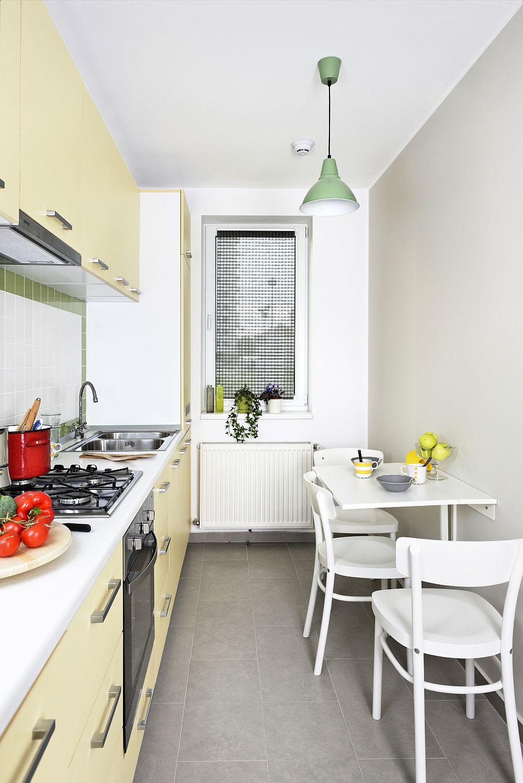 adelaparvu.com despre apartament cu usi interioare wenge, apartament 3 camere The Park (4)