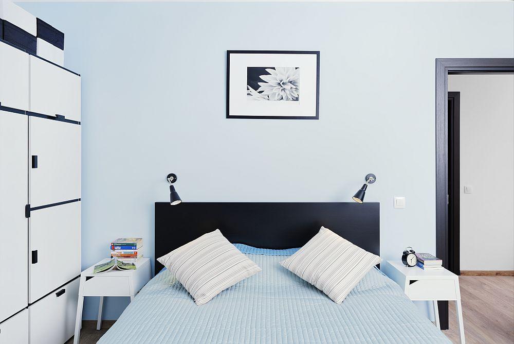adelaparvu.com despre apartament cu usi interioare wenge, apartament 3 camere The Park (8)