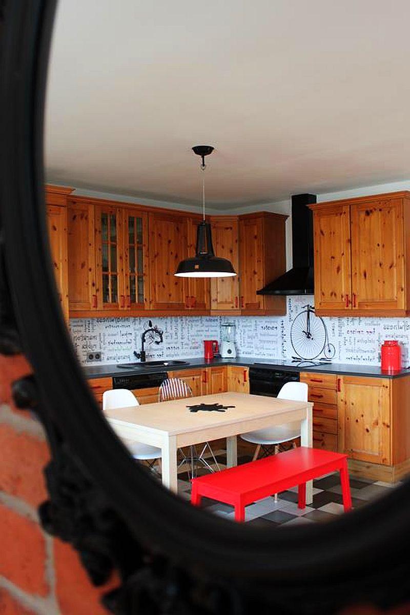 adelaparvu.com despre apartament  doua camere cu aer de ferma, designer Ula Kolodziejek Herman (11)