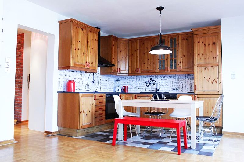 adelaparvu.com despre apartament  doua camere cu aer de ferma, designer Ula Kolodziejek Herman (12)