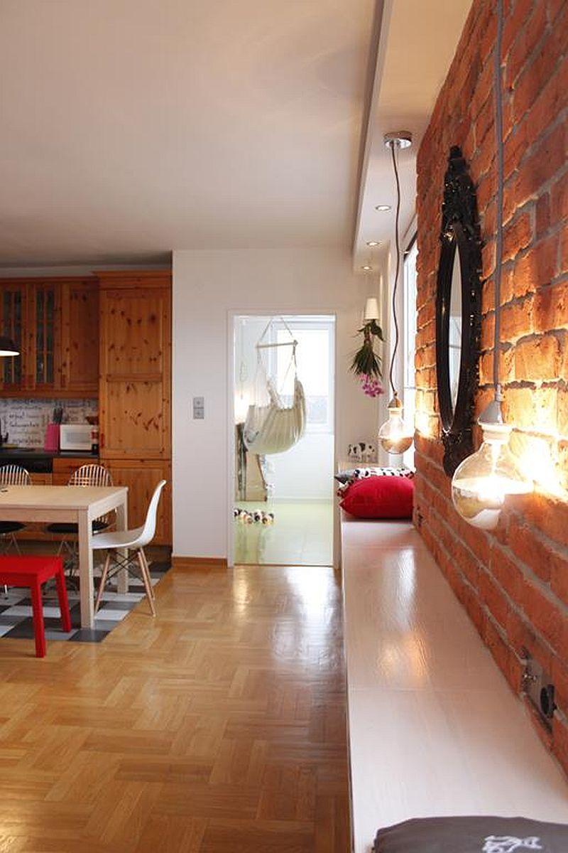 adelaparvu.com despre apartament  doua camere cu aer de ferma, designer Ula Kolodziejek Herman (15)