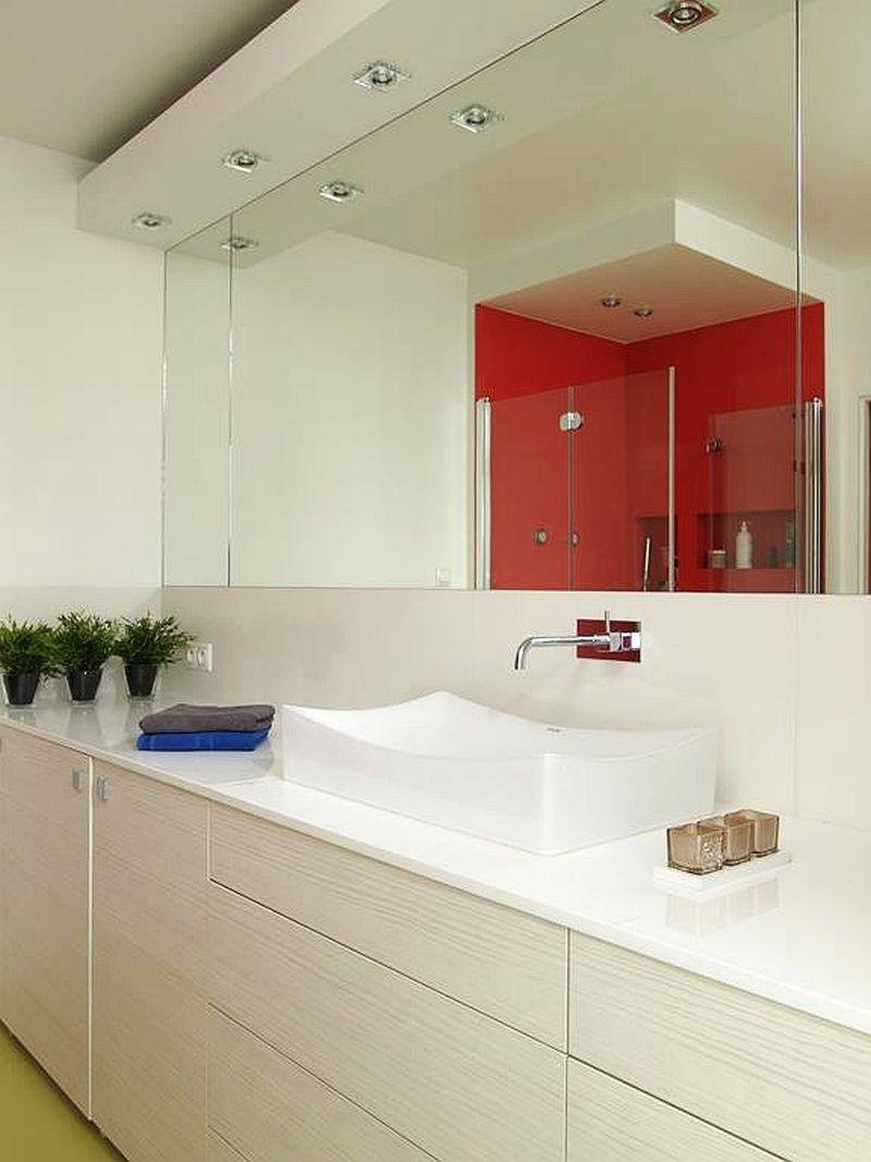 adelaparvu.com despre apartament  doua camere cu aer de ferma, designer Ula Kolodziejek Herman