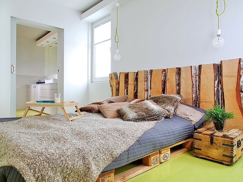 adelaparvu.com despre apartament  doua camere cu aer de ferma, designer Ula Kolodziejek Herman (5)