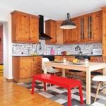 adelaparvu.com despre apartament  doua camere cu aer de ferma, designer Ula Kolodziejek Herman (6)