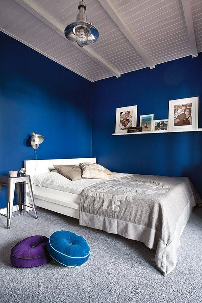 adelaparvu.com despre apartament in stil scandinav, decor in alb si albastru, Foto Mariusz Bykowski (3)