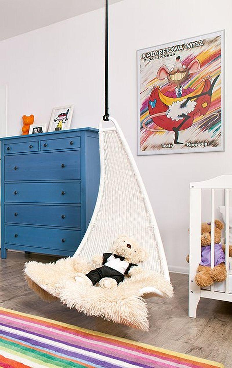 adelaparvu.com despre apartament in stil scandinav, decor in alb si albastru, Foto Mariusz Bykowski (7)