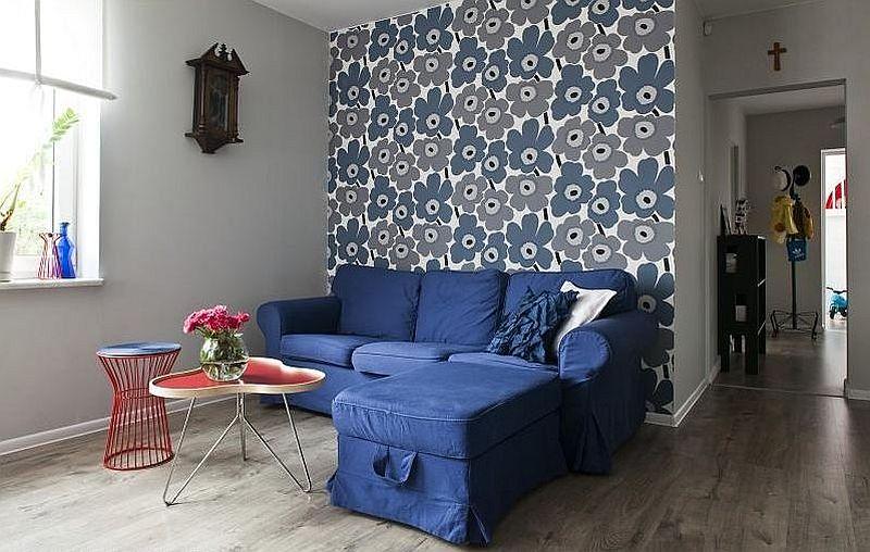 adelaparvu.com despre apartament in stil scandinav, decor in alb si albastru, Foto Mariusz Bykowski (8)