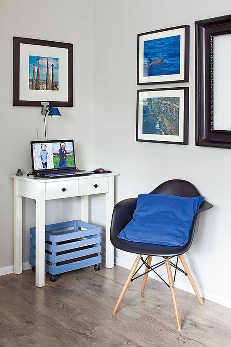 adelaparvu.com despre apartament in stil scandinav, decor in alb si albastru, Foto Mariusz Bykowski (9)