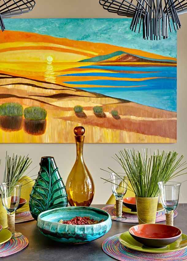 adelaparvu.com despre apartament modern cu motive africane, design Julia Kosova si Marina Korelskaya (10)