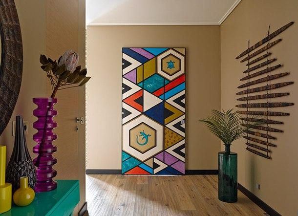 adelaparvu.com despre apartament modern cu motive africane, design Julia Kosova si Marina Korelskaya (4)