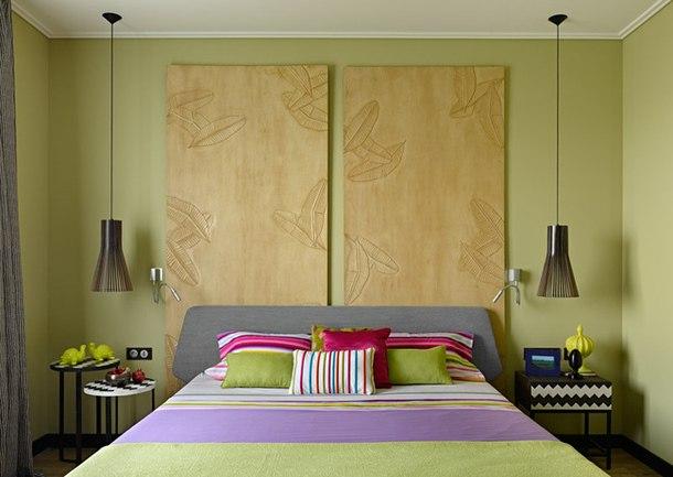adelaparvu.com despre apartament modern cu motive africane, design Julia Kosova si Marina Korelskaya (7)