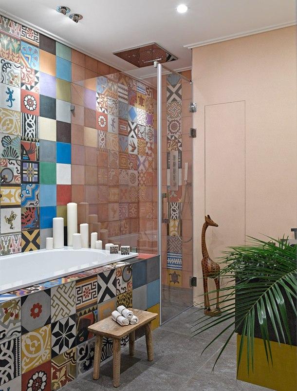 adelaparvu.com despre apartament modern cu motive africane, design Julia Kosova si Marina Korelskaya (8)