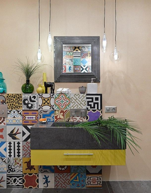 adelaparvu.com despre apartament modern cu motive africane, design Julia Kosova si Marina Korelskaya (9)