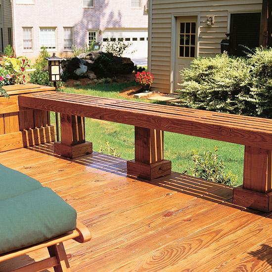 adelaparvu.com despre banci si constructii de lemn in gradina, Foto BGH 4