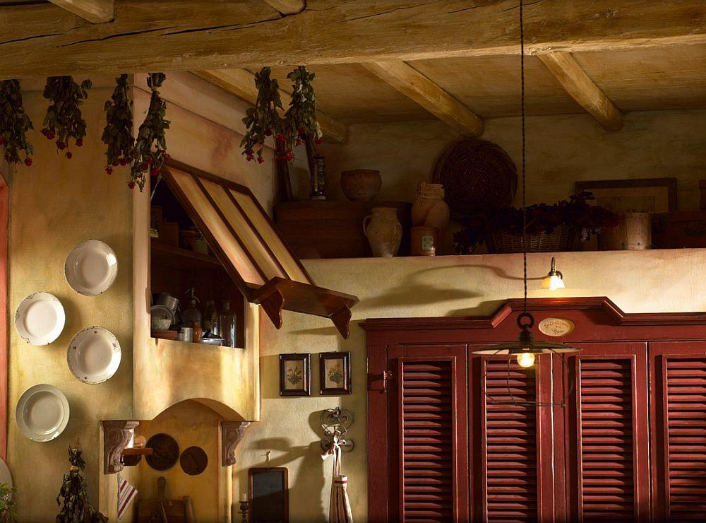 adelaparvu.com despre bucatarii rustice, bucatarii country style, model Valenzuela, Marchi Cucine (6)
