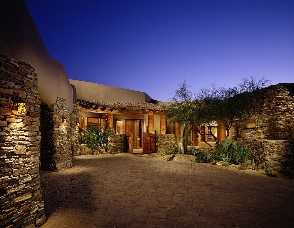 adelaparvu.com despre casa cu arhitectura organica, design Urban Design Associates (6)
