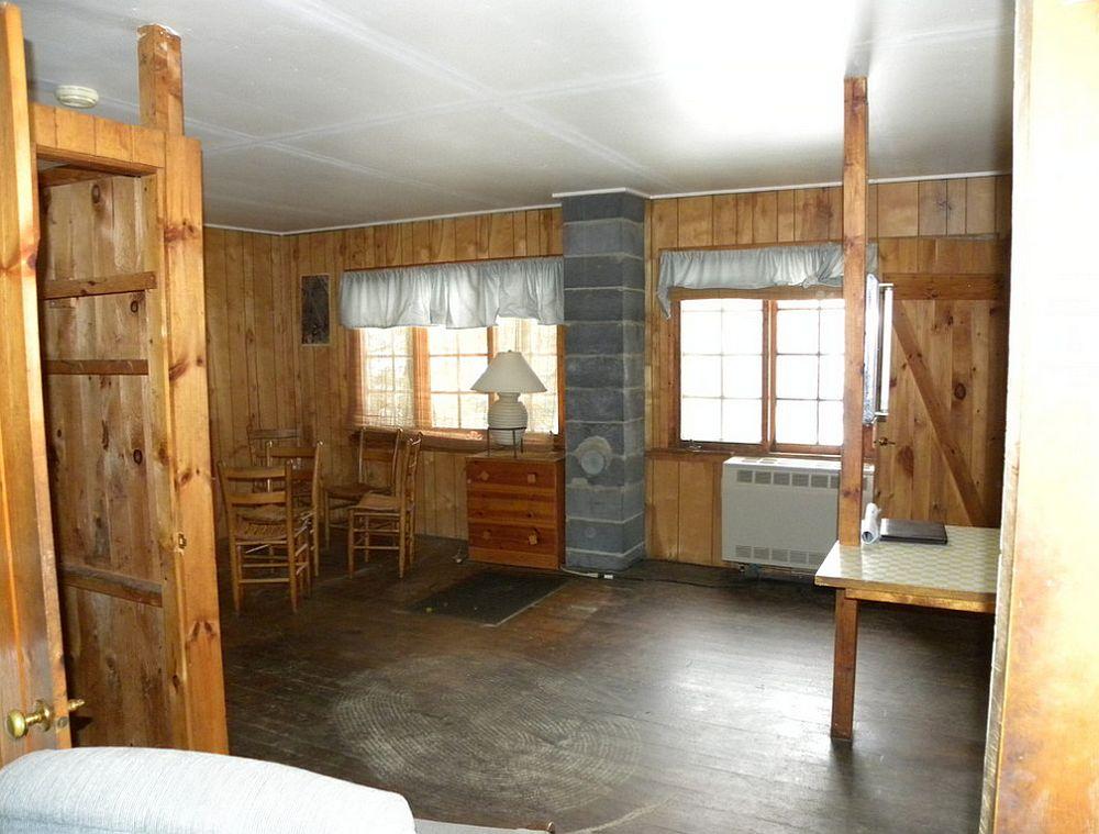 adelaparvu.com despre casa de 46 mp pe malul lacului, arhitect Jeremy Bonin, casa SUA, Foto Great Island Photography (1)