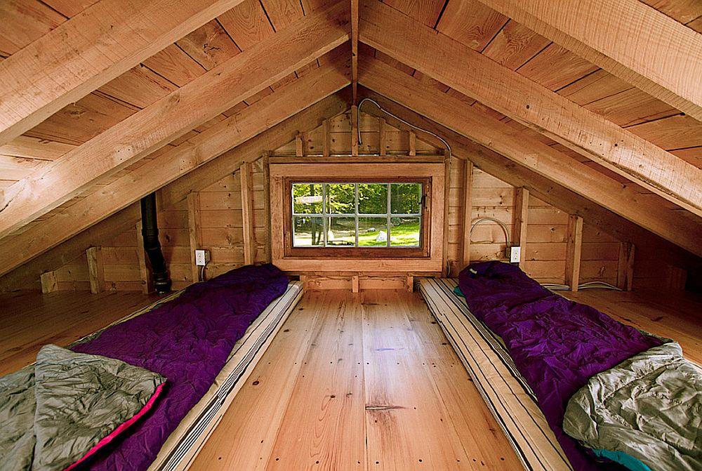 adelaparvu.com despre casa de 46 mp pe malul lacului, arhitect Jeremy Bonin, casa SUA, Foto Great Island Photography (6)