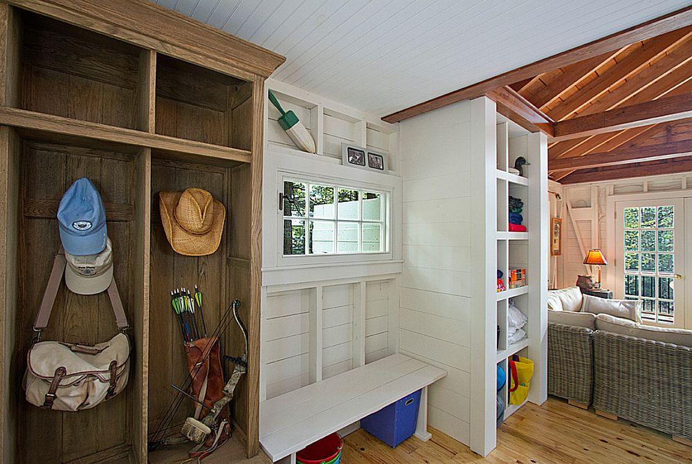 adelaparvu.com despre casa de 46 mp pe malul lacului, arhitect Jeremy Bonin, casa SUA, Foto Great Island Photography (8)