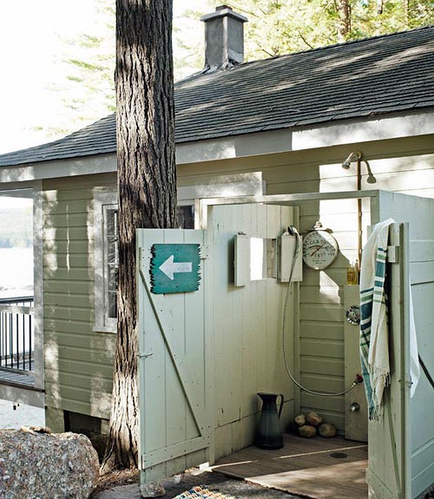 adelaparvu.com despre casa de 46 mp pe malul lacului, arhitect Jeremy Bonin, casa SUA, Foto Max Kim-Bee (3)