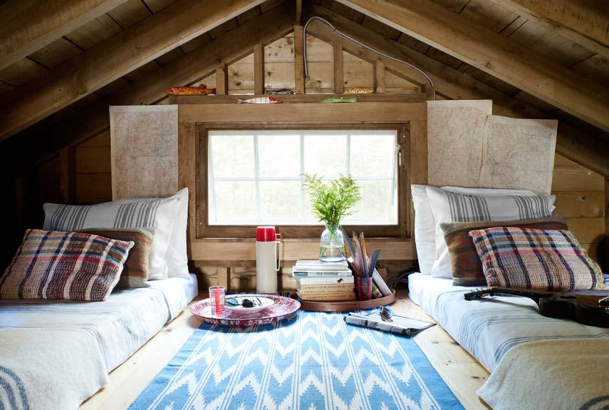 adelaparvu.com despre casa de 46 mp pe malul lacului, arhitect Jeremy Bonin, casa SUA, Foto Max Kim-Bee (7)
