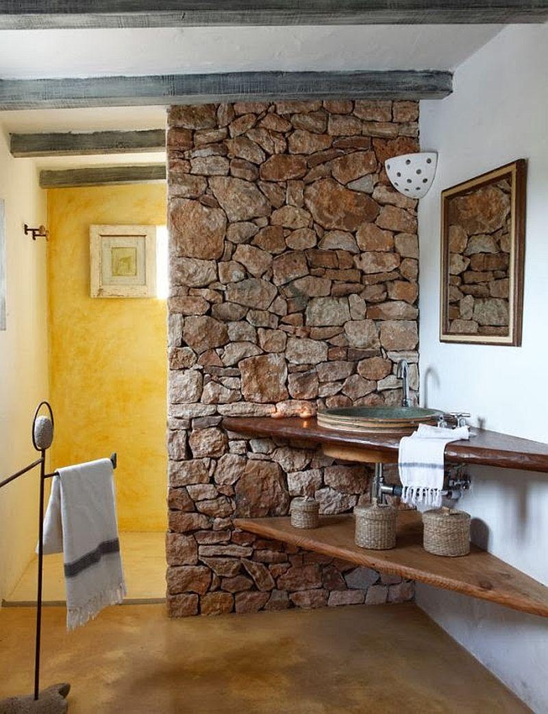 adelaparvu.com despre casa de vacanta la mare, casa rustica, Foto Enrique Menossi (3)