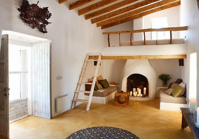 adelaparvu.com despre casa de vacanta la mare, casa rustica, Foto Enrique Menossi (5)