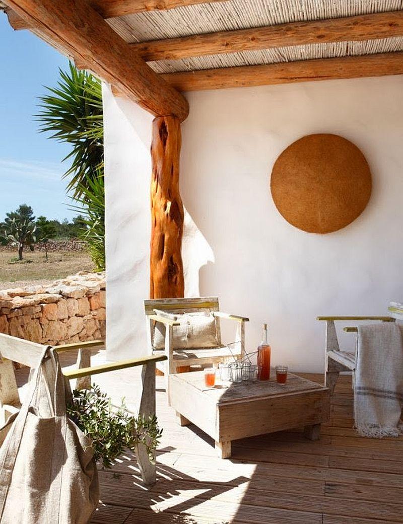 adelaparvu.com despre casa de vacanta la mare, casa rustica, Foto Enrique Menossi (9)