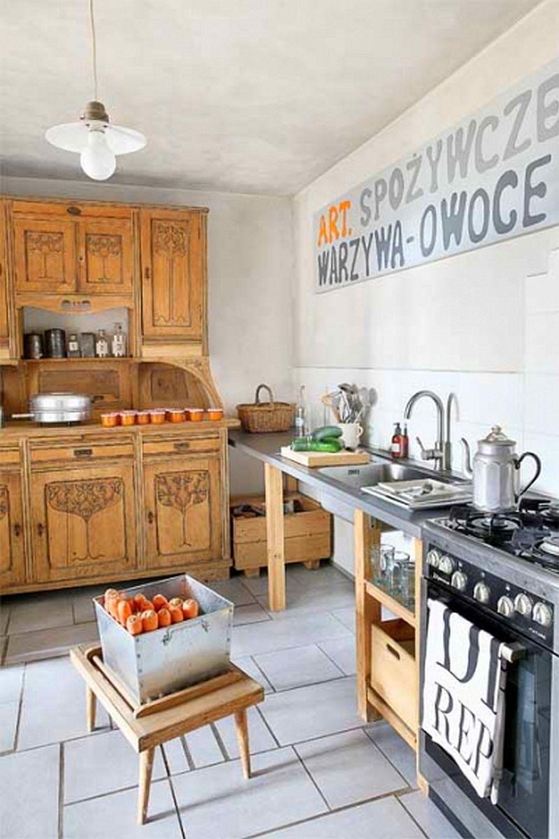 adelaparvu.com despre casa din lemn renovata, Willa Bajka Lanckorona, Polonia, design interior Joa si Arthur Trojanowscy  (13)