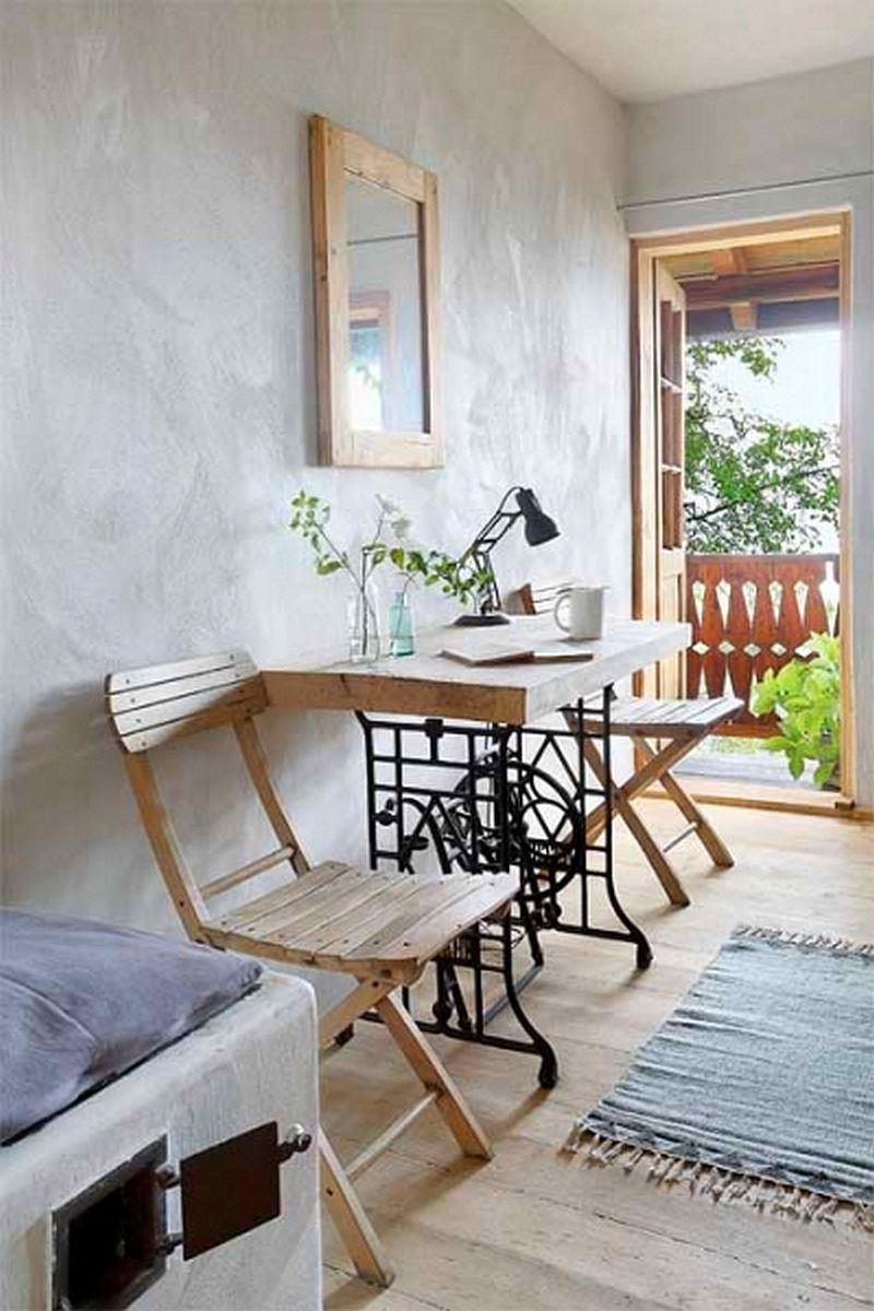 adelaparvu.com despre casa din lemn renovata, Willa Bajka Lanckorona, Polonia, design interior Joa si Arthur Trojanowscy  (14)