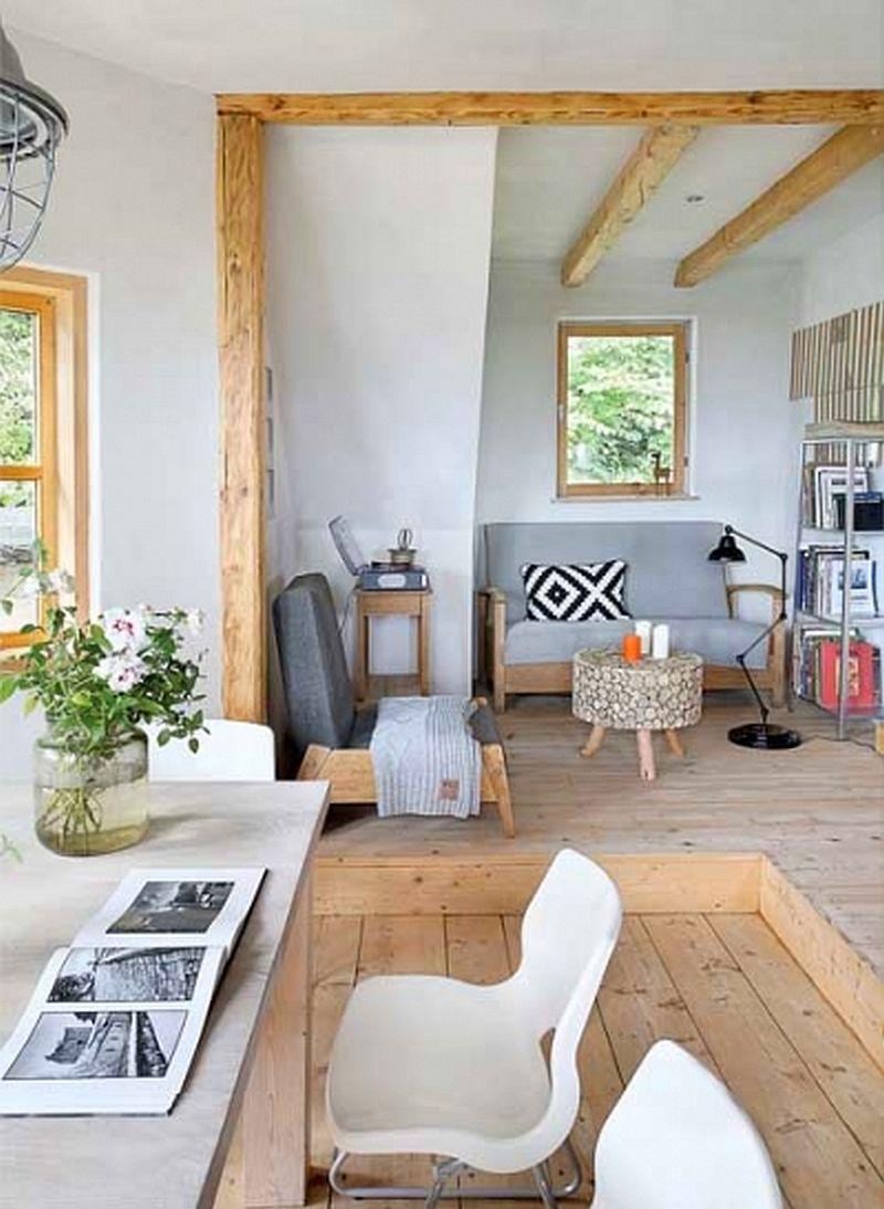 adelaparvu.com despre casa din lemn renovata, Willa Bajka Lanckorona, Polonia, design interior Joa si Arthur Trojanowscy  (17)