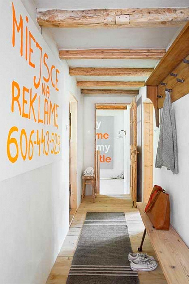 adelaparvu.com despre casa din lemn renovata, Willa Bajka Lanckorona, Polonia, design interior Joa si Arthur Trojanowscy  (19)