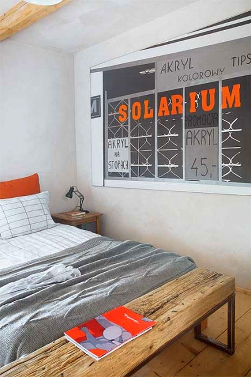 adelaparvu.com despre casa din lemn renovata, Willa Bajka Lanckorona, Polonia, design interior Joa si Arthur Trojanowscy  (20)