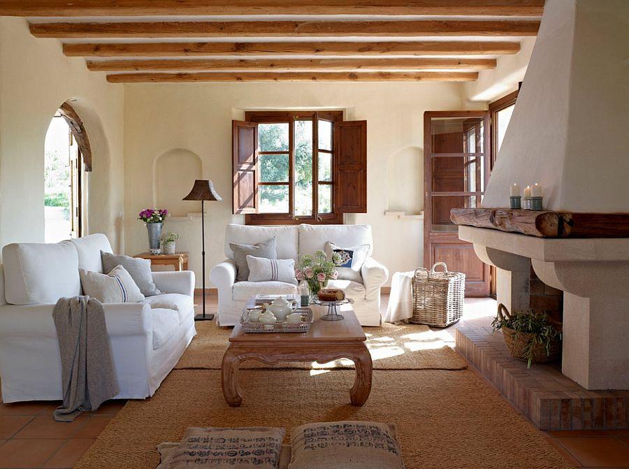 adelaparvu.com despre casa din piatra Spania, casa de vacanta din piatra Mallorca, arhitect Jaume March  (11)