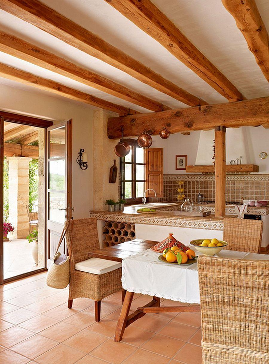 adelaparvu.com despre casa din piatra Spania, casa de vacanta din piatra Mallorca, arhitect Jaume March  (12)