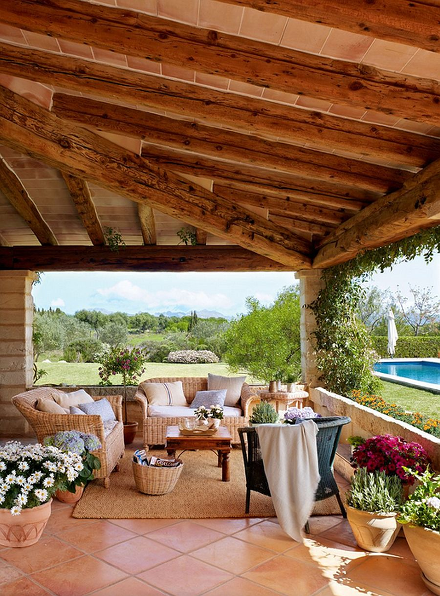 adelaparvu.com despre casa din piatra Spania, casa de vacanta din piatra Mallorca, arhitect Jaume March  (5)