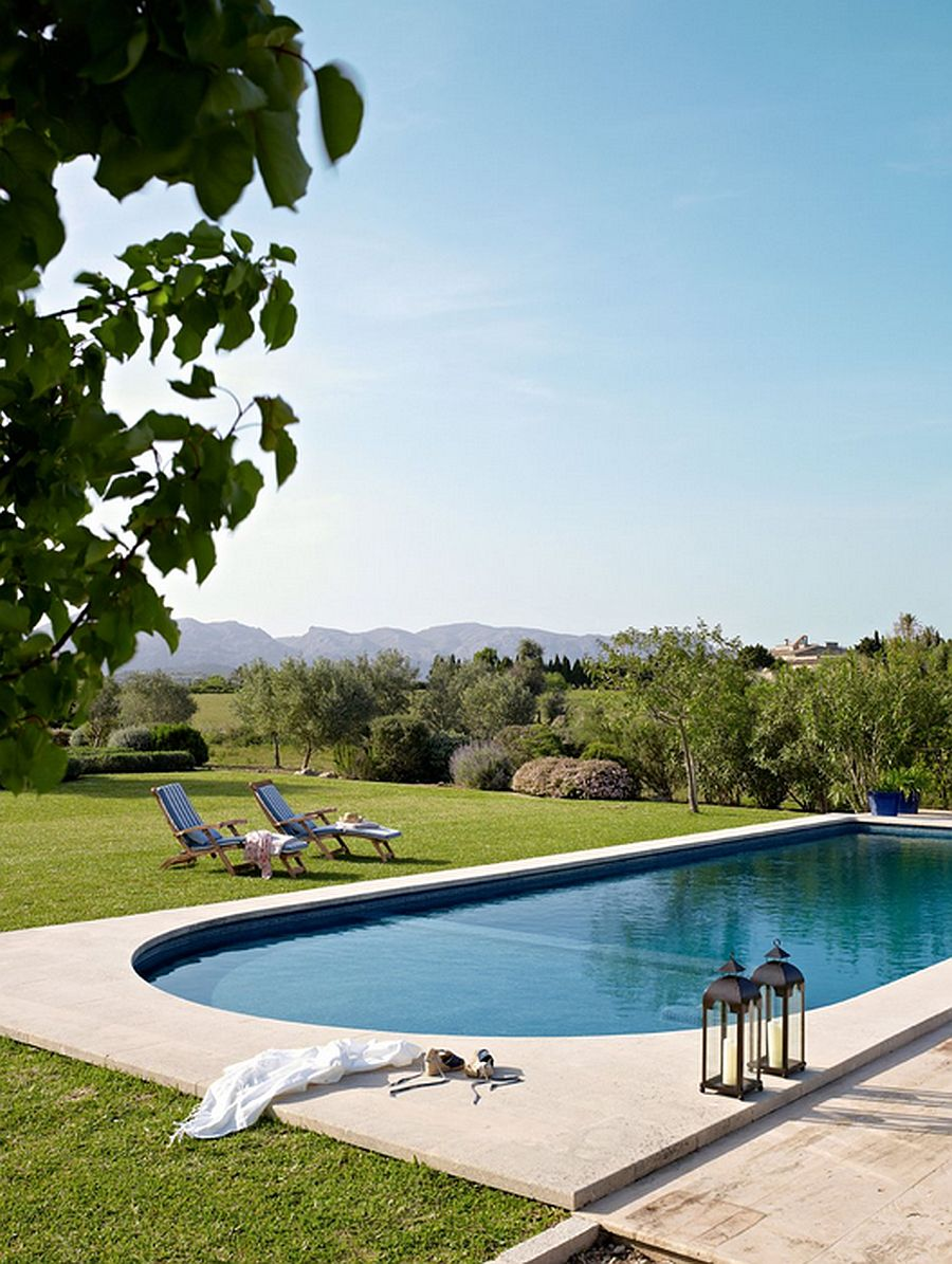 adelaparvu.com despre casa din piatra Spania, casa de vacanta din piatra Mallorca, arhitect Jaume March  (6)