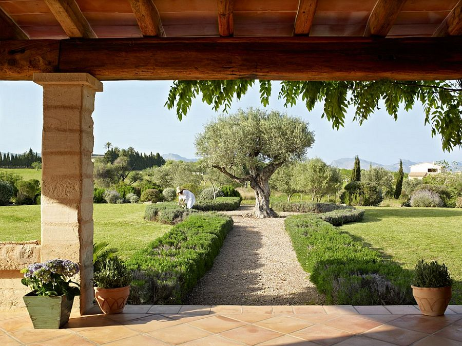 adelaparvu.com despre casa din piatra Spania, casa de vacanta din piatra Mallorca, arhitect Jaume March  (7)