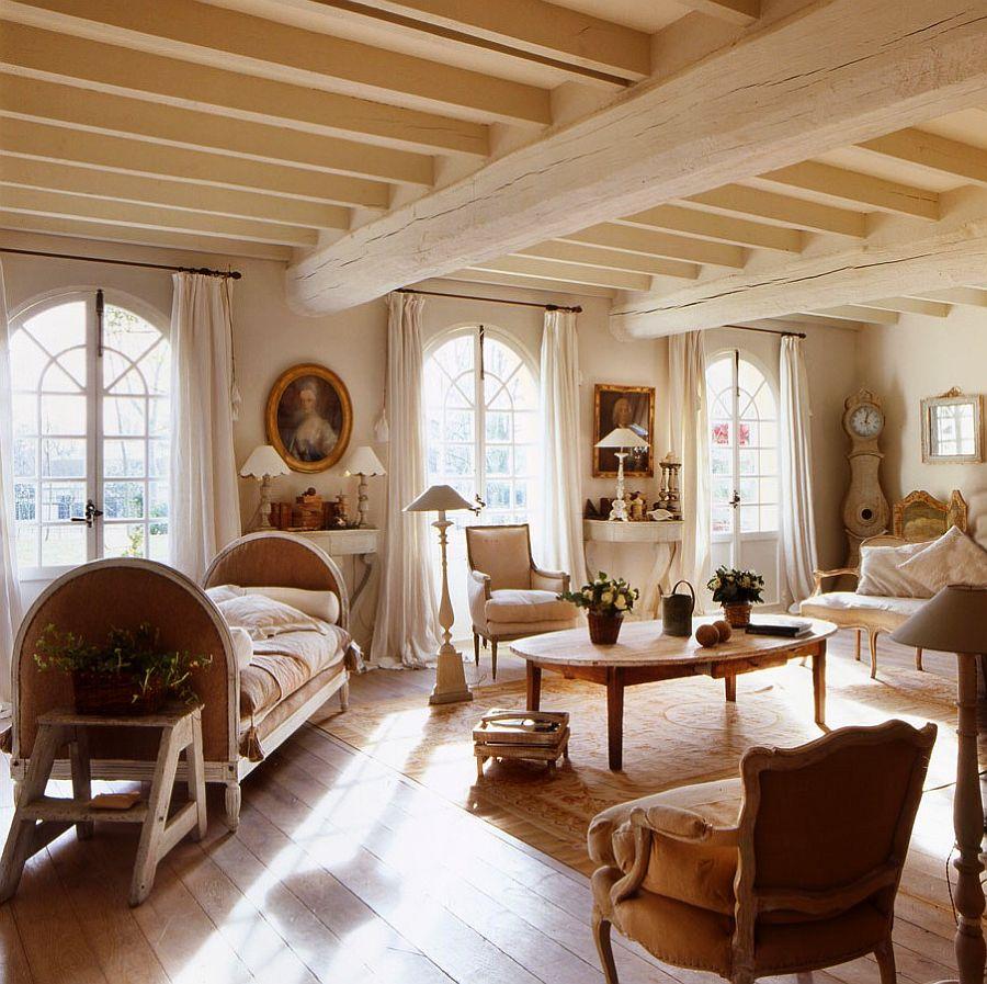 adelaparvu.com despre casa franceza in stil shabby chic, Casa Franta Maison Laffitte, Foto Enrique Menossi (12)