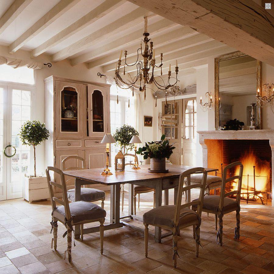 adelaparvu.com despre casa franceza in stil shabby chic, Casa Franta Maison Laffitte, Foto Enrique Menossi (13)