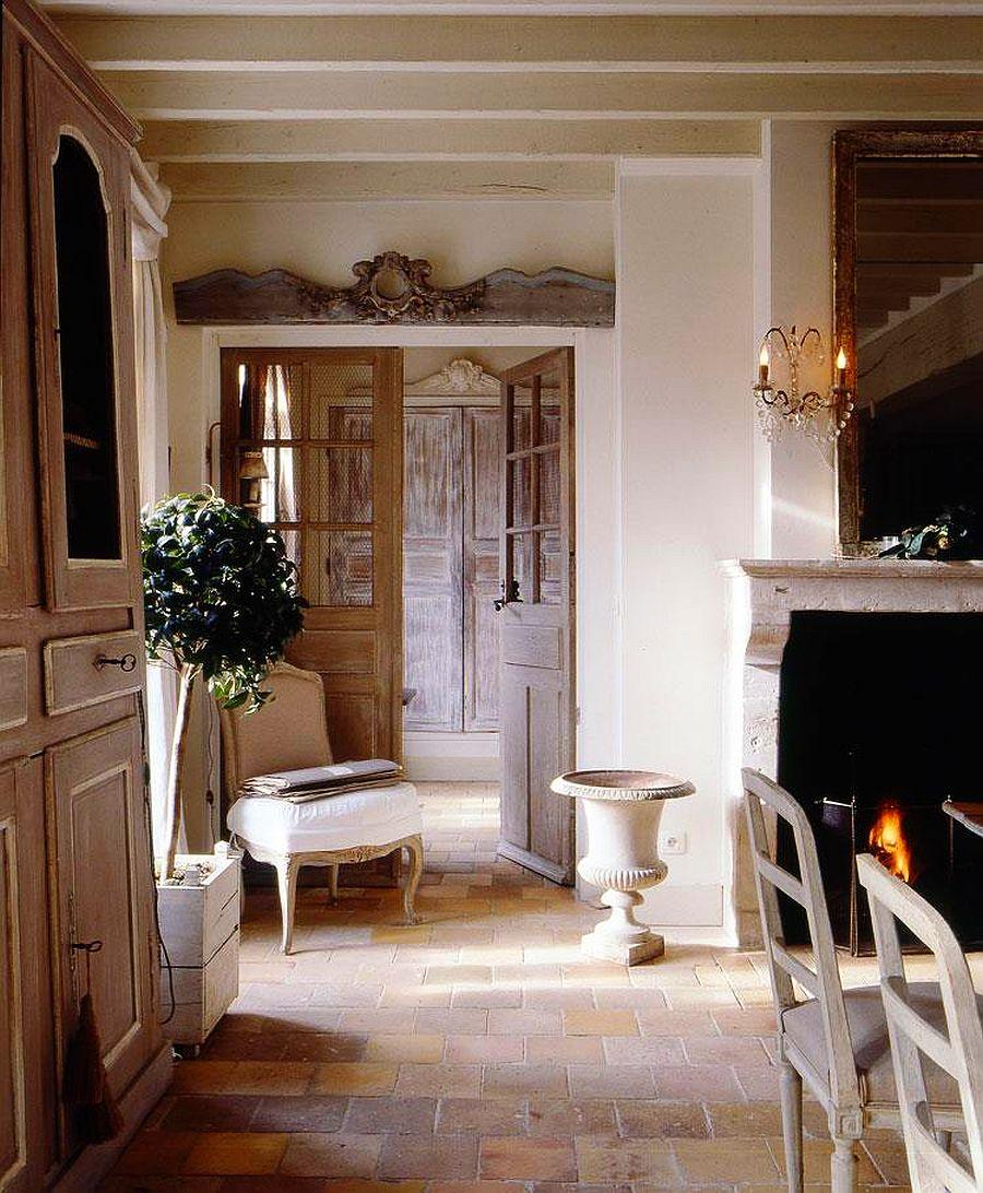 adelaparvu.com despre casa franceza in stil shabby chic, Casa Franta Maison Laffitte, Foto Enrique Menossi (15)