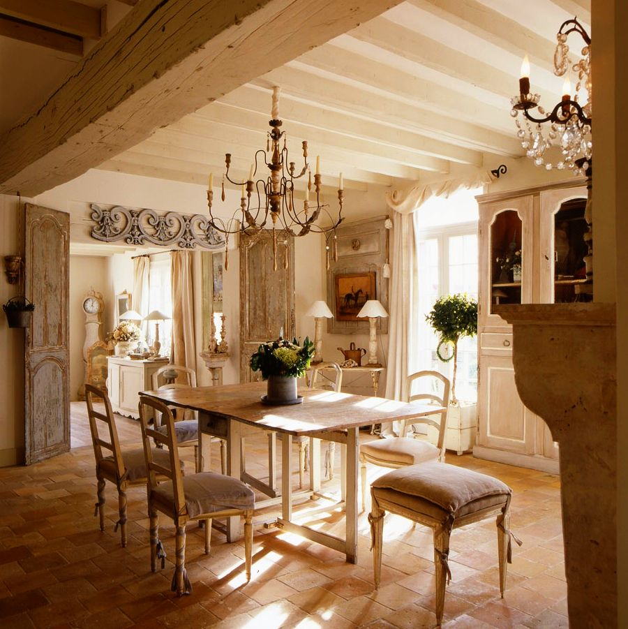 adelaparvu.com despre casa franceza in stil shabby chic, Casa Franta Maison Laffitte, Foto Enrique Menossi (19)