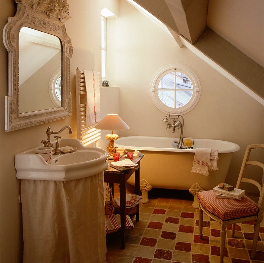 adelaparvu.com despre casa franceza in stil shabby chic, Casa Franta Maison Laffitte, Foto Enrique Menossi (22)