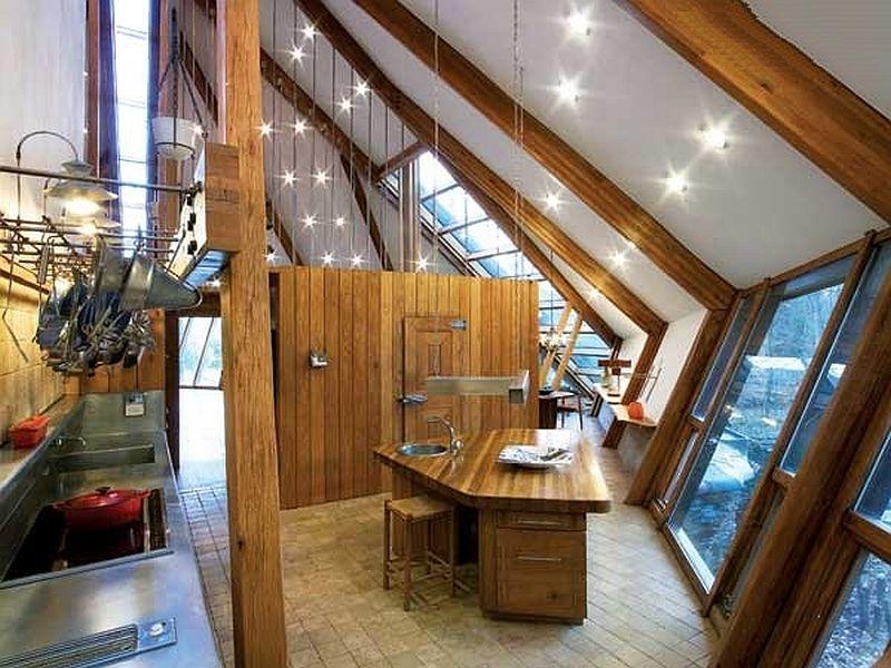 adelaparvu.com despre casa in forma de diamant, casa SUA, arhitect Nancy Copley (10)