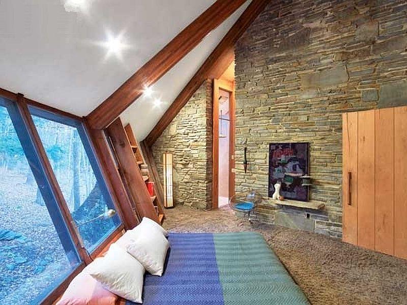 adelaparvu.com despre casa in forma de diamant, casa SUA, arhitect Nancy Copley (13)