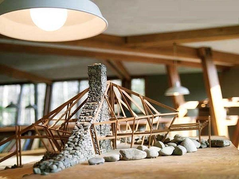 adelaparvu.com despre casa in forma de diamant, casa SUA, arhitect Nancy Copley (15)
