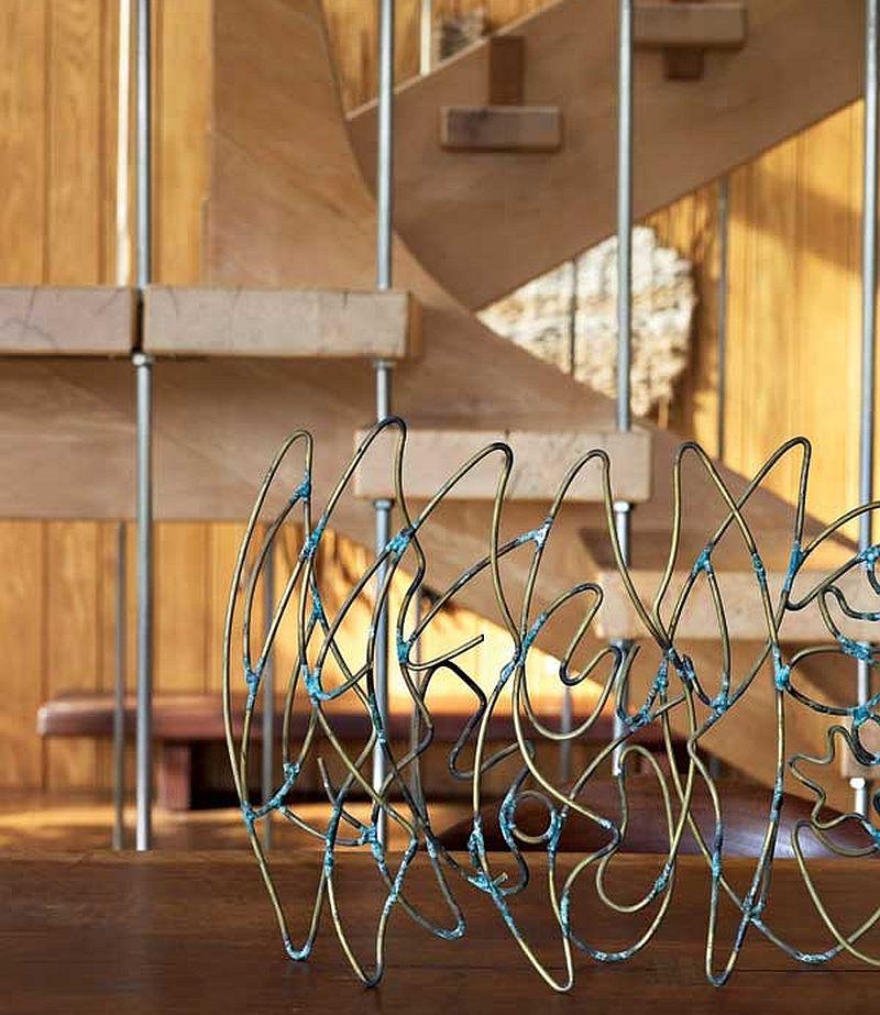 adelaparvu.com despre casa in forma de diamant, casa SUA, arhitect Nancy Copley (17)